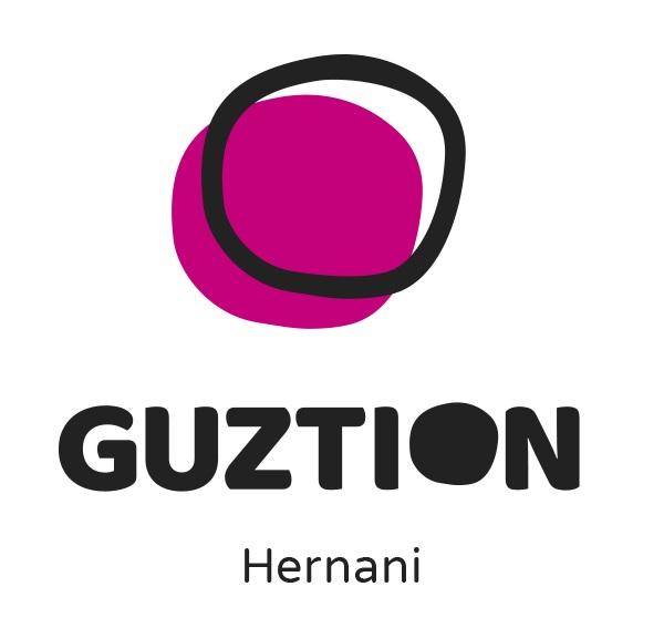 Guztion logoa