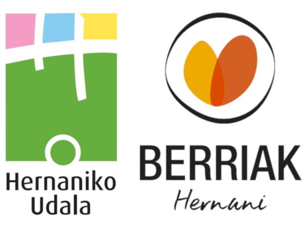 Udala eta Berriak logoak